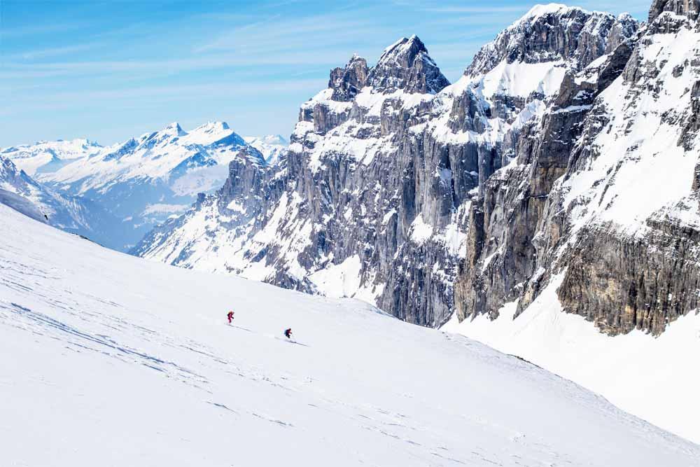 Mini skiferie - Engelberg - The Big Five - Weekendski - Bjerge