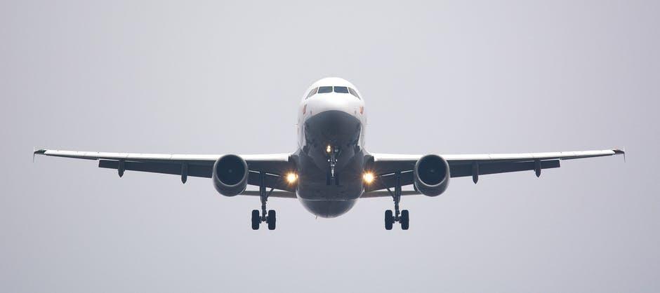 fly - landing - flyrejser